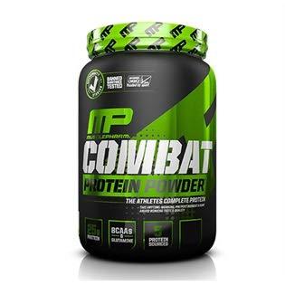 Musclepharm Combat Sport Whey Protein Eiweiß Shake Bodybuilding 907g (Vanilla - Vanillie)