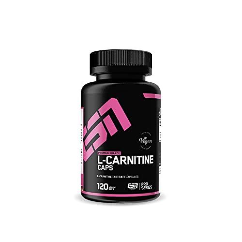 ESN L-Carnitine Caps, 120 Kapseln, L Carnitin hochdosiert