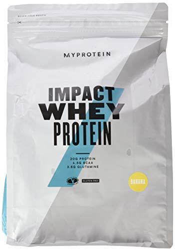 Myprotein Impact Whey Protein Banana 1000g