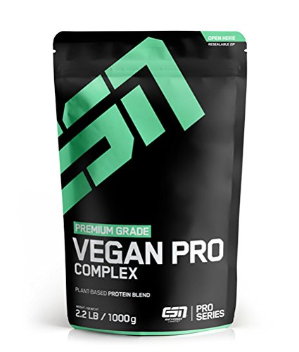 ESN Vegan Pro Complex, 1000g Beutel, Smooth Chocolate