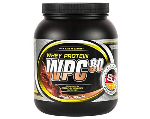 Bodybuilding Depot WPC-80, Whey Protein Konzentrat, 1000g, Schoko spezial