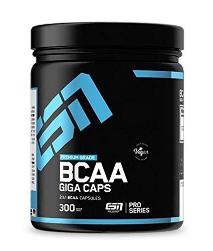 ESN BCAA Giga Caps, 300 Kapseln
