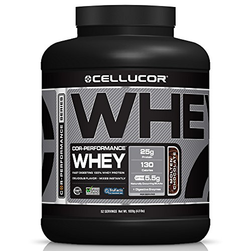 Cellucor Cor Performance Whey Protein Chocolate, 1er Pack (1 x 1.8 kg)