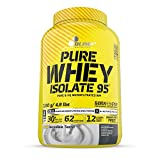 Olimp Whey Isolate 95, Vanille, 2200 G