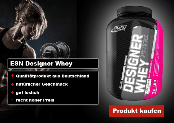 ESN Designer Whey Review