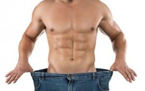Fettabbau durch Bodybuilding und Whey Proteine