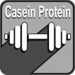 casein protein piktogramm
