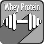 whey protein piktogramm