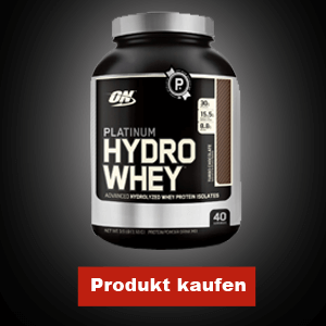 Optimum Nutrition Platinum Hydro Whey Kauf