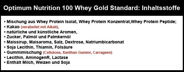 optimum-nutrition-100-whey-gold-standard-inhaltsstoffe