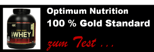 optimum nutrition 100 gold standard whey test