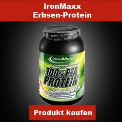 Ironmaxx Erbsenprotein Eiweißpulver