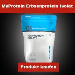 MyProtein Erbsenprotein Isolat