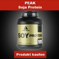 PEAK Soja Protein Eiweißpulver