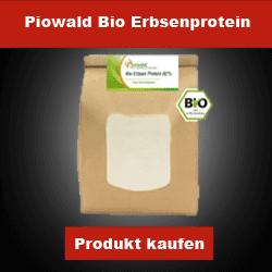 Piowald Bio Erbsenprotein