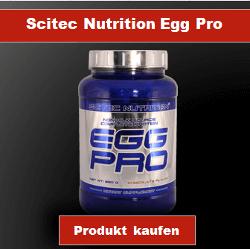 Scitec Nutrition Pulver Egg Protein Pro