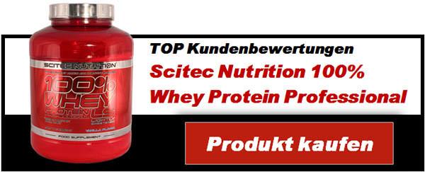 Scitec Nutrition Whey Protein Professional Molkenprotein