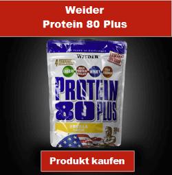 Weider Mehrkomponenten Protein 80 Plus Eiweißpulver