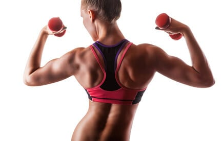 Whey - Top Protein zum Muskelaufbau