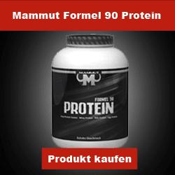Mammut Formel 90 Protein Mehrkomponenten Eiweiß