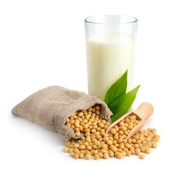 Soja Protein - Eiweißshakes aus Soja