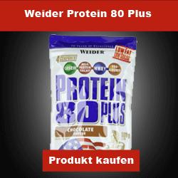 Weider Protein 80 Plus Mehrkomponentenprotein