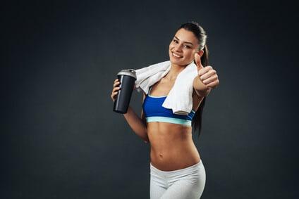 proteine fit und vital