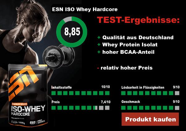 esn-iso-hardcore-whey-protein-test
