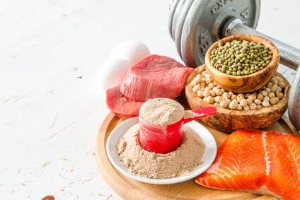 bcaas in lebensmitteln und supplementen
