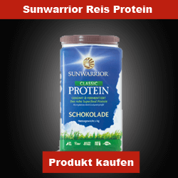 sunwarrior natuerliches reisprotein