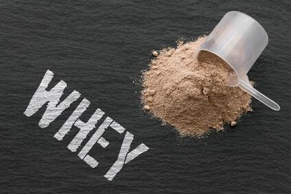 WHEY - Protein - Fitness - Kraftaufbau