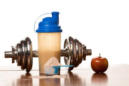 whey protein in der diät