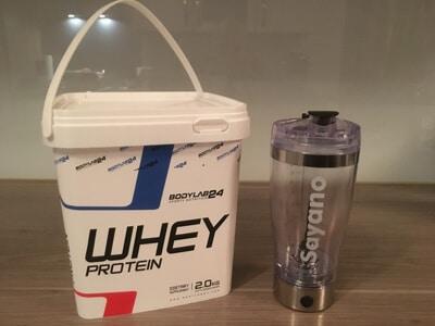 bodylab24-whey-protein-und-shaker-test
