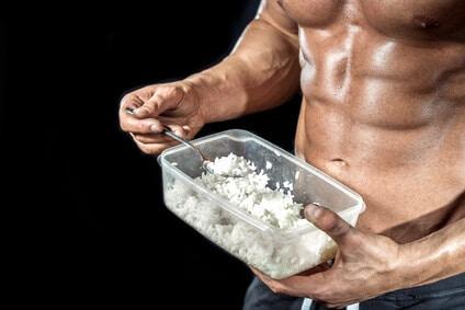 Kohlenhydrate maltodextrin und muskulatur