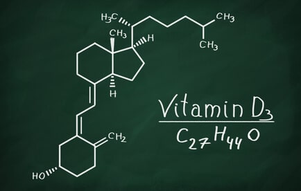 vitamin d3 und der muskelaufbau