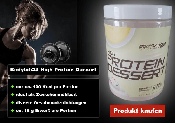 bodylab24 high protein dessert online bestellen