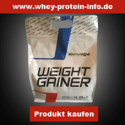 bodylab24 weight gainer kaufen