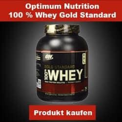 Optimum Nutrition 100 Prozent Whey Gold Standard Eiweißpulver