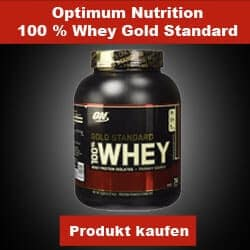 Optimum Nutrition 100% Whey Gold Standard Eiweißpulver