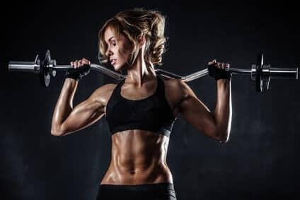 Whey Protein Test Muskelaufbau und Diät