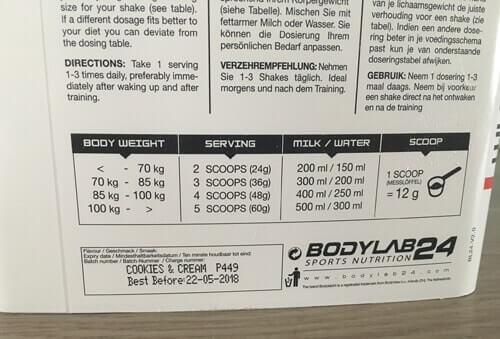 bodylab24-whey-protein-dosierung