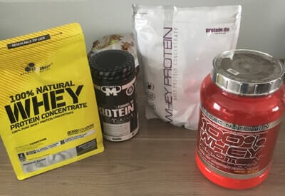 beliebte proteinshakes