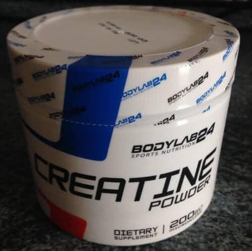 bodylab24 creatine powder dose