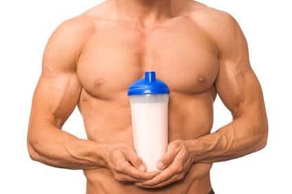proteinpulver shaker athlet