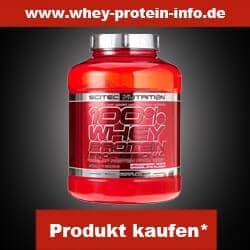 scitec nutrition whey eiweißshake