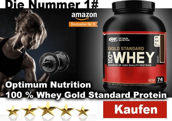 whey protein optimum nutrition proteinpulver bestseller
