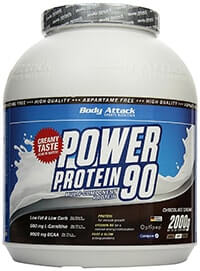 body attack power protein 90 test