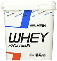 bodylab24 whey protein test