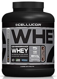 cellucor cor performance whey protein test