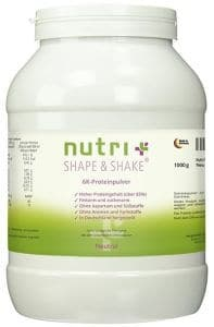 low carb whey protein nutri plus shape shake neutral
